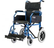 Roma Medical 1630 Crash Tested Attendant Wheelchair