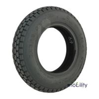 250 x 6 Grey Infilled Scooter Tyre