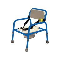 Roma Medical Childs Adjustable Commode Toilet Aid