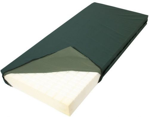 3ft Superior Graded Castellated Foam Mattress High Risk