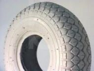 Puncture Proof Solid Scooter Tyres 4.00 x 5 (330 x 100)