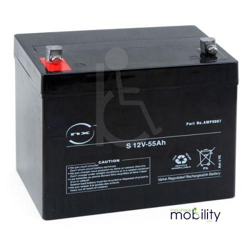 55ah AGM Battery