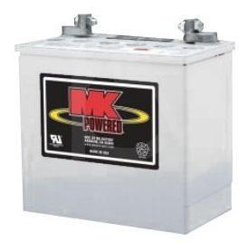 55ah AGM MK Battery
