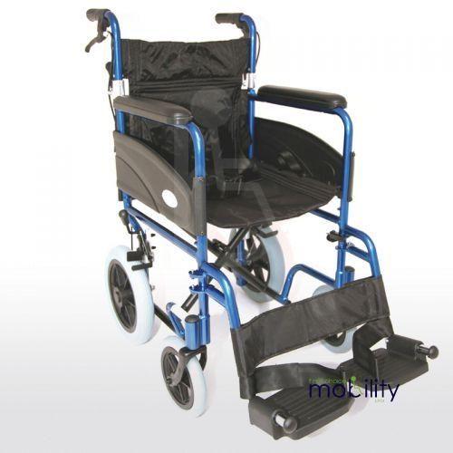 ZTec 600 601 Transit Wheelchair