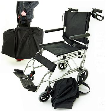 Z Tec 600 652 Travel Chair
