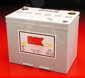 MK GEL Battery 12 volt 73 Ah