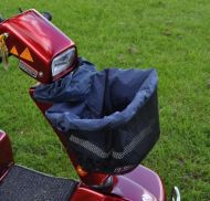 Splash Scooter Basket Liner Bag and Cover
