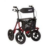 Dietz Taima Rollator XC Pneumatic Tyres