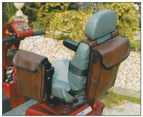 Mobility Scooter Bag Elephant