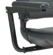 Arm Rest Assembly For A Kymco Micro