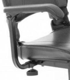 Armrest For A Komfirider Aerolite