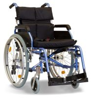 Aktiv X5 Deluxe Modular Aluminium Attendant and Self Propel Wheelchair