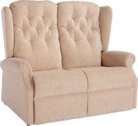 Ambassador 2 Seater Sofa High Back Chair