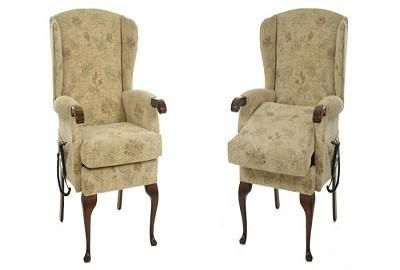 Royams Appleby High Back Chair with Seat lift