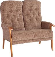 Avon 2 Seater Fireside Sofa High Back Chair