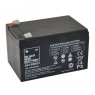 Black Box 12ah AGM Battery