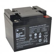 Black Box 45ah AGM Battery
