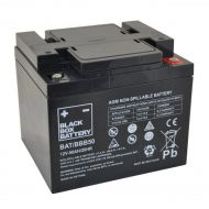 Black Box 50ah AGM Battery