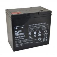 Black Box 55ah AGM Battery