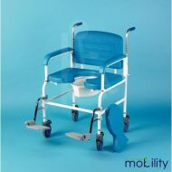 Bariatric Mobile Commode