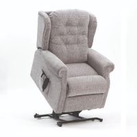 Single or Dual Motor Button Back Arm Riser Recliner