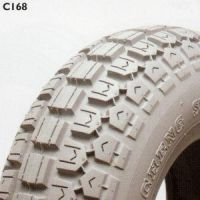 Pneumatic 400 x 8 C168 Tread Scooter Tyre