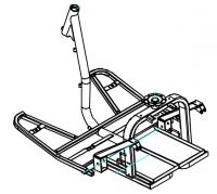 Front Chassis For A Drive Sport Rider
