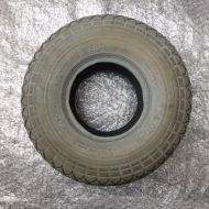 4.00 x 5 Rubber Infilled Puncture Proof Tyre Used