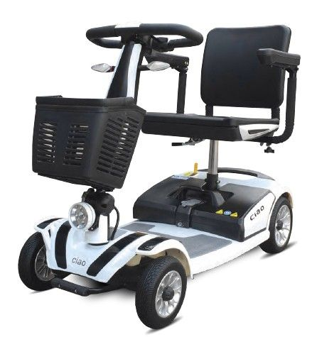 Z-Tec Ciao Travel Mobility Scooter