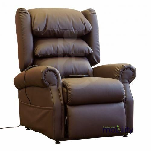 Cloud Comfort Dual Motor Rise and Recline Arm Chair