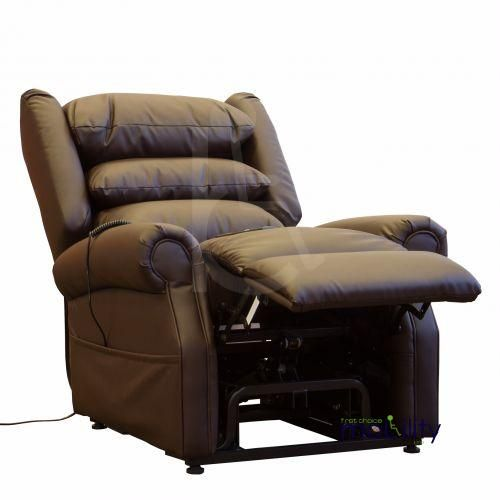 Cloud Comfort Single Motor Rise and Recline Arm Chair