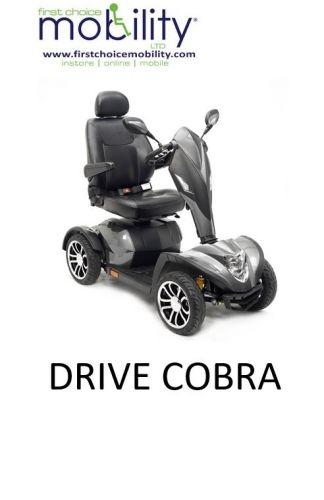 Drive Cobra Manual