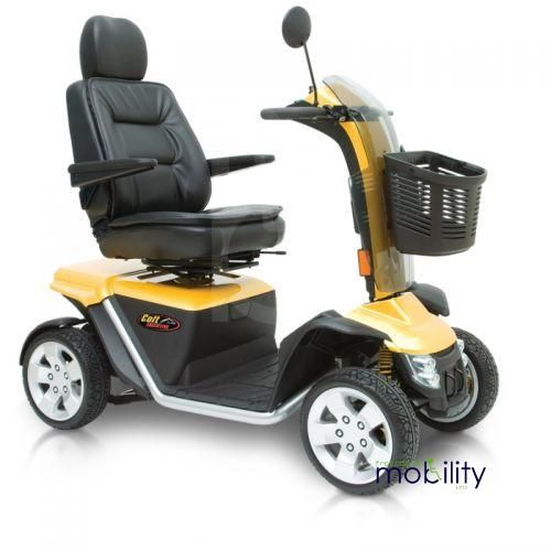 Pride Colt Executive 8mph Mobility Scooter