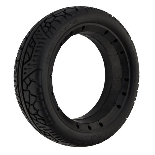 Front Solid Tyre For A Pride Colt XL8