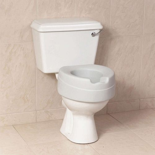 Comfort Raised Toilet Seat