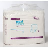 Bulk Quantity Maxi Absorb Large Shaped Pads
