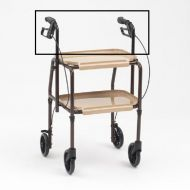 Tea Trolley with Brakes - Brake Assembly