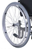 Rear Wheel and Tyre 24 Inch for Drive ID Soft Tilt In Space Wheelchair