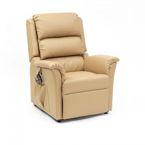 Nevada Dual Motor Rise & Recliner in PVC Crib 5