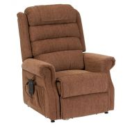Serena Single Motor Rise and Recline Armchair