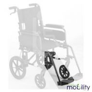 Replacement Footplate And Hangar For Remploy Dash Lite Self Propel Wheelchair
