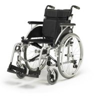 Days Link Self Propelled and Attendant Wheelchair