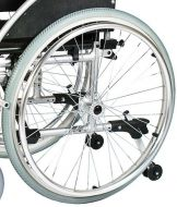 Rear Wheel Assembly for Days Link Wheelchair