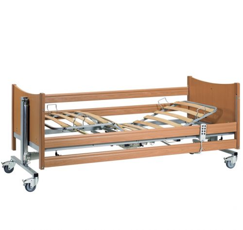 Casa Med SE Deluxe with Side Rails Profiling Bed