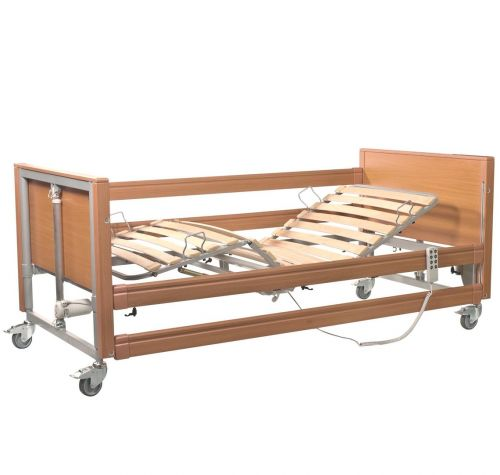 Casa Med Ultra FS with Side Rails Profiling Bed