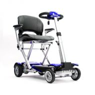 Drive Autofold Elite Folding Mobility Scooter with Suspension