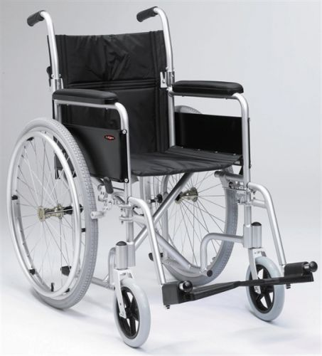 Enigma Lightweight Aluminium Wheelchair