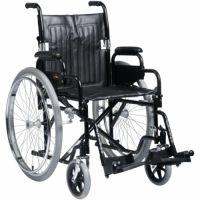 Enigma Standard Steel Half Folding Back Wheelchair