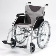 Ultra Lightweight Aluminium Self Propel and Transit - 20inch wide seat