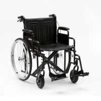 Sentra HD Self Propel and Attendant Wheelchair Crash Tested